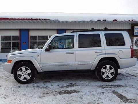 jeep commander for sale in north dakota. Black Bedroom Furniture Sets. Home Design Ideas