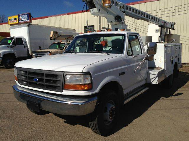 1993 Ford F-350 for sale at Twin City Motors in Grand Forks ND