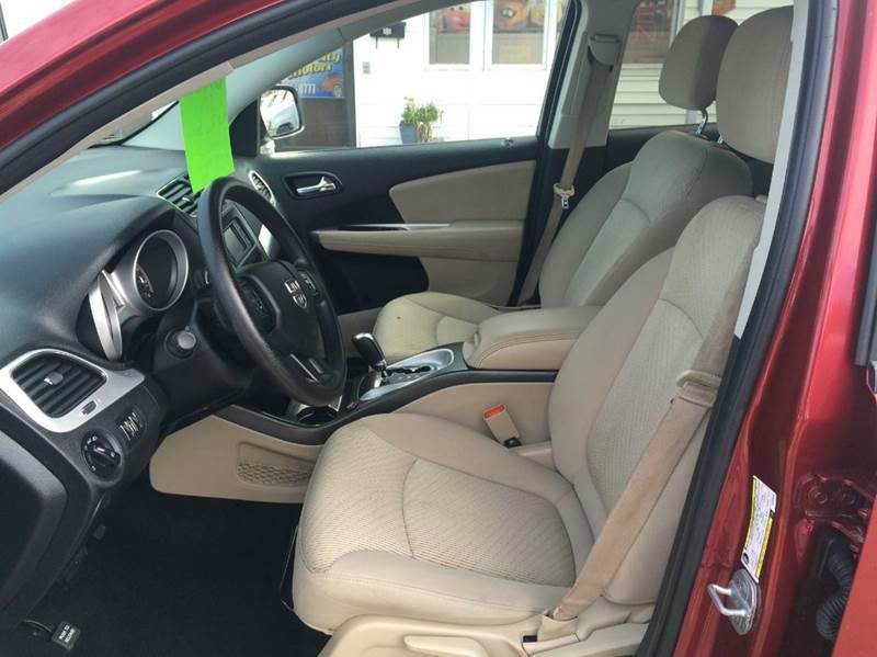 2011 Dodge Journey for sale at Twin City Motors in Grand Forks ND