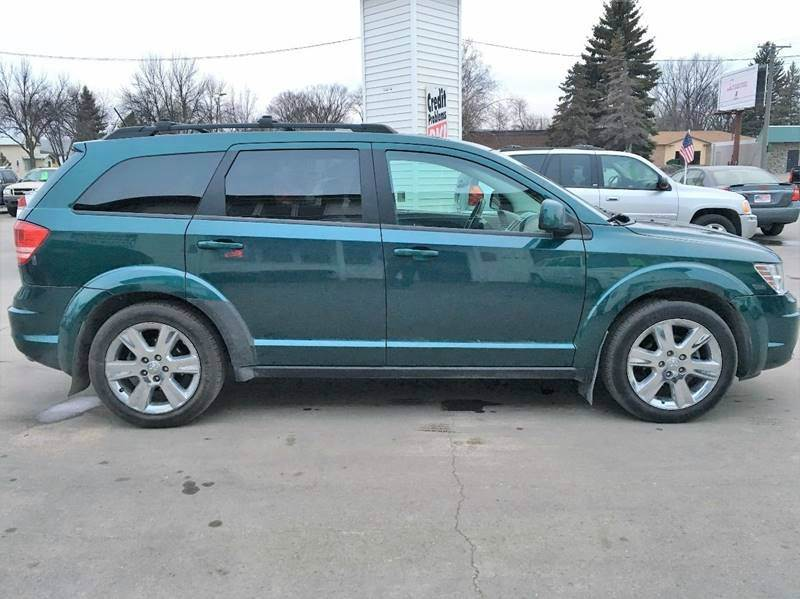 2009 Dodge Journey for sale at Twin City Motors in Grand Forks ND