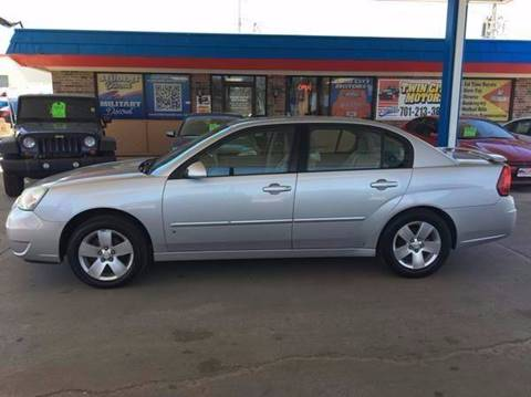 2006 Chevrolet Malibu for sale at Twin City Motors in Grand Forks ND
