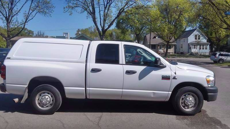 2008 Dodge Ram Pickup 2500 for sale at Twin City Motors in Grand Forks ND