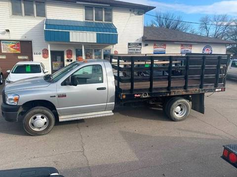 2007 Dodge Ram Chassis 3500 for sale at Twin City Motors in Grand Forks ND