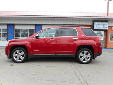 2015 GMC Terrain for sale at Twin City Motors in Grand Forks ND