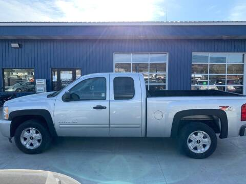 2011 Chevrolet Silverado 1500 for sale at Twin City Motors in Grand Forks ND