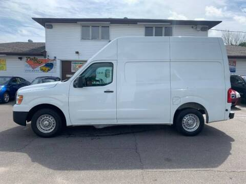 2014 Nissan NV Cargo for sale at Twin City Motors in Grand Forks ND