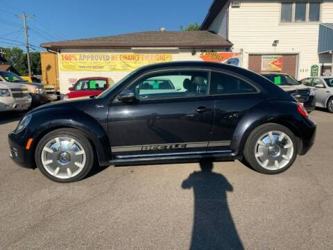 2013 Volkswagen Beetle for sale at Twin City Motors in Grand Forks ND