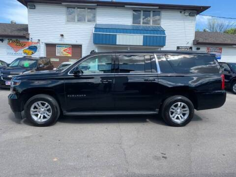 2018 Chevrolet Suburban for sale at Twin City Motors in Grand Forks ND