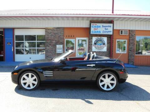 2006 Chrysler Crossfire for sale at Twin City Motors in Grand Forks ND