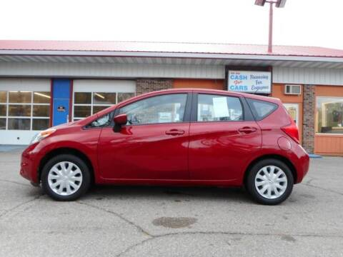 2015 Nissan Versa Note for sale at Twin City Motors in Grand Forks ND