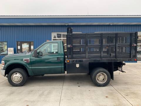 2008 Ford F-350 Super Duty for sale at Twin City Motors in Grand Forks ND