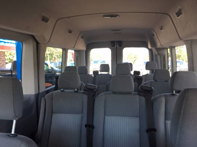2015 Ford Transit Wagon for sale at Twin City Motors in Grand Forks ND