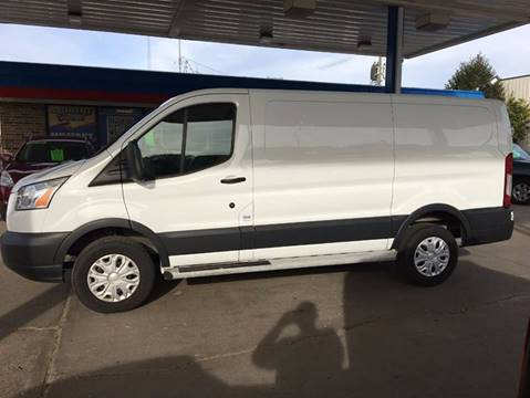 2015 Ford Transit Cargo for sale at Twin City Motors in Grand Forks ND