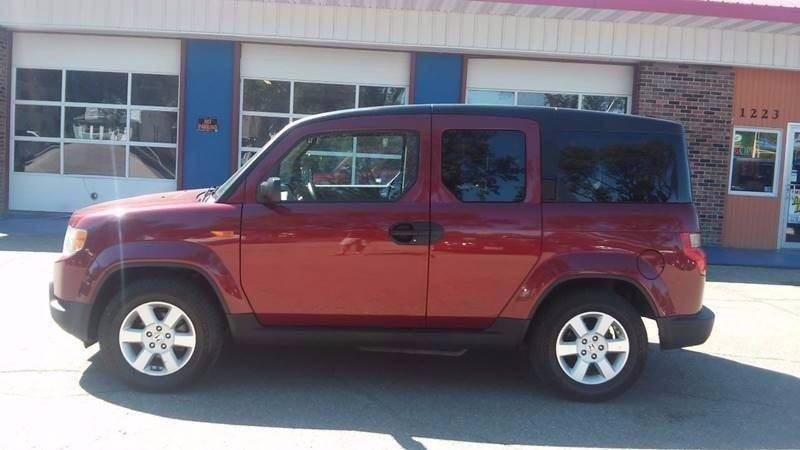 2010 Honda Element for sale at Twin City Motors in Grand Forks ND