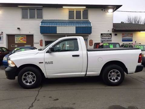 2014 RAM Ram Pickup 1500 for sale in Grand Forks, ND