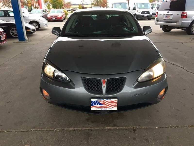 2008 Pontiac Grand Prix for sale at Twin City Motors in Grand Forks ND