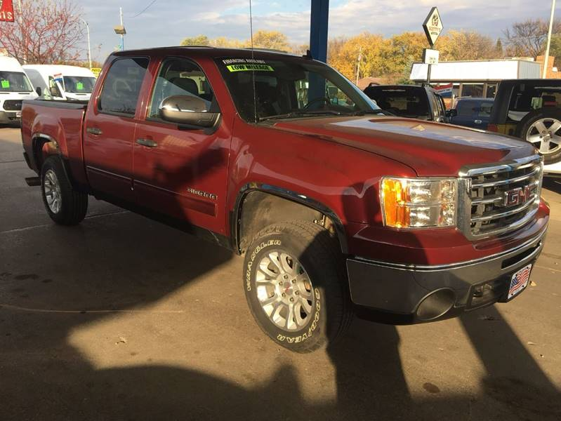2013 GMC Sierra 1500 for sale at Twin City Motors in Grand Forks ND