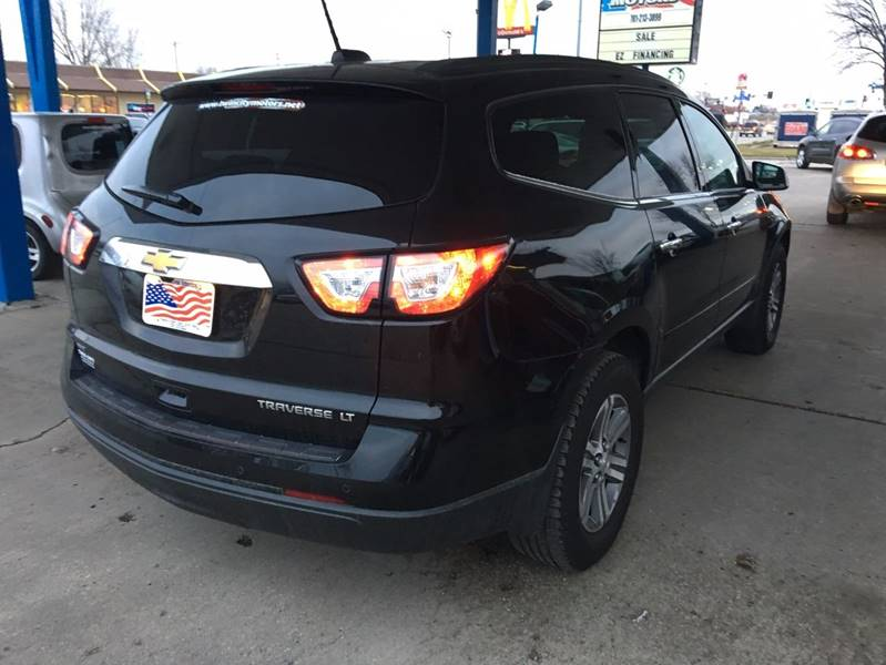 2016 Chevrolet Traverse for sale at Twin City Motors in Grand Forks ND
