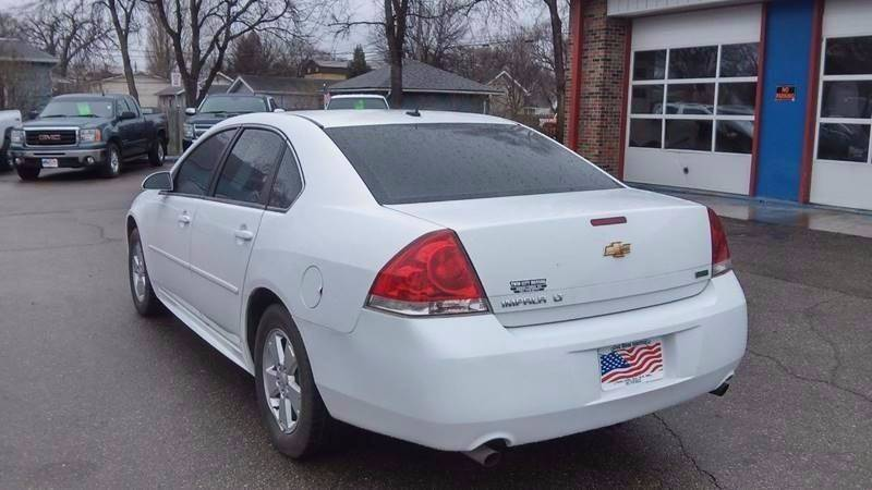 2012 Chevrolet Impala for sale at Twin City Motors in Grand Forks ND