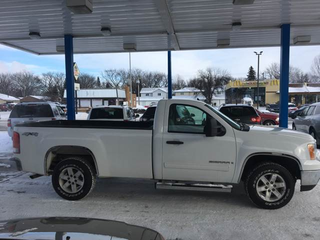2009 GMC Sierra 1500 for sale at Twin City Motors in Grand Forks ND