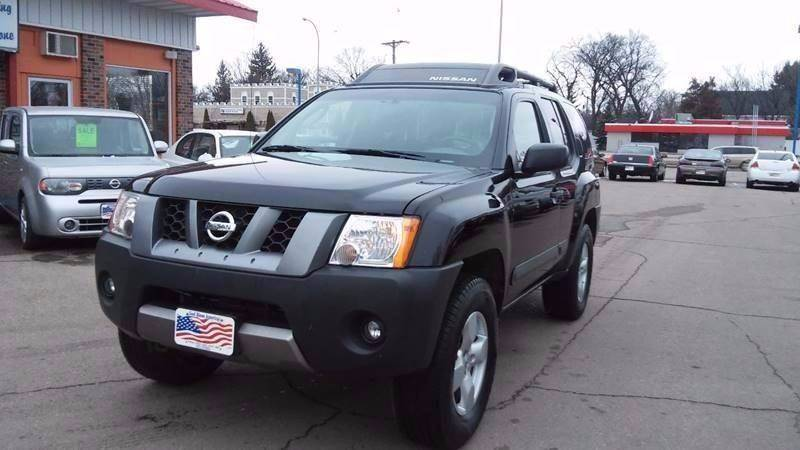 2008 Nissan Xterra for sale at Twin City Motors in Grand Forks ND