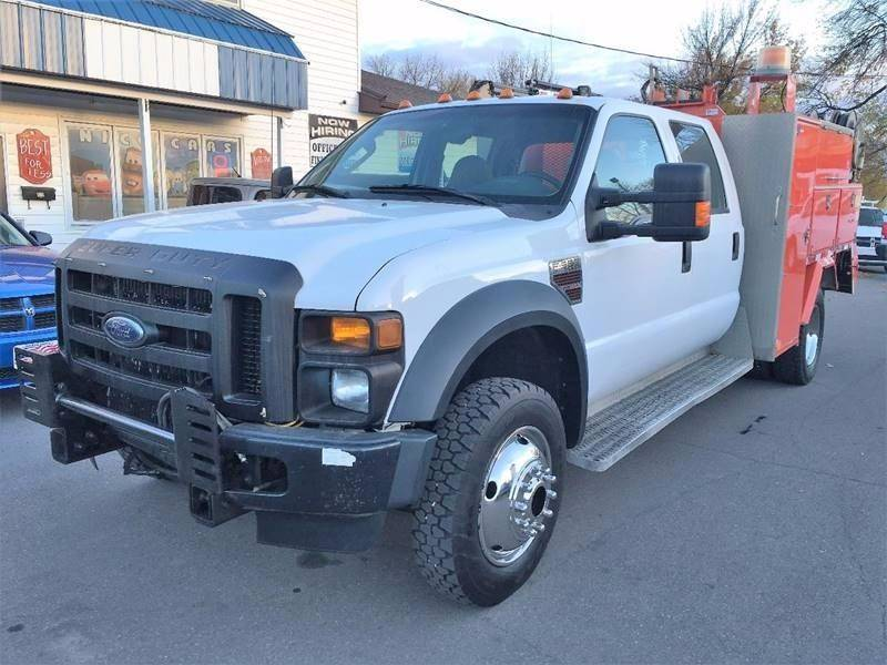 2008 Ford F 550 In Grand Forks Nd Twin City Motors
