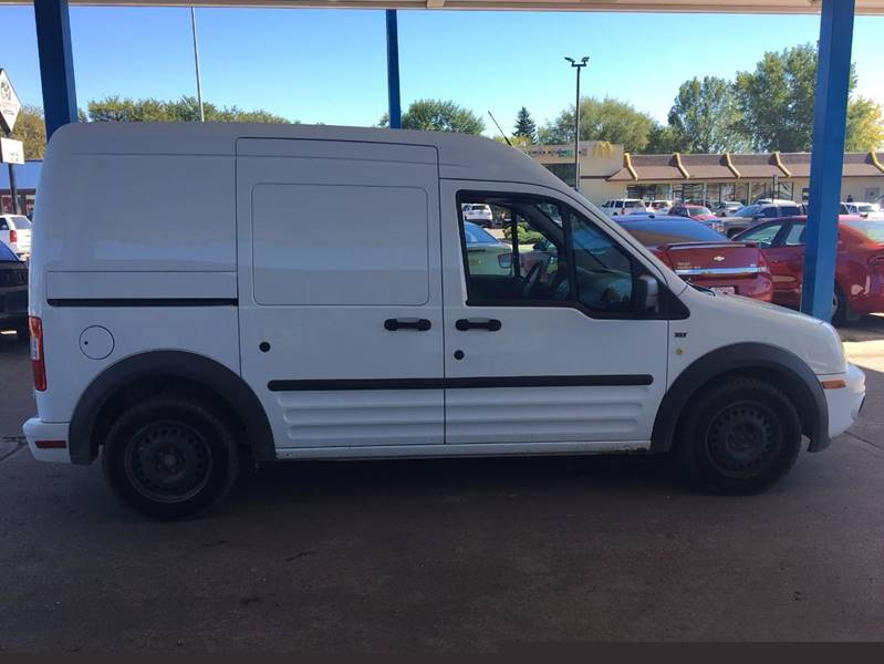 2011 Ford Transit Connect for sale at Twin City Motors in Grand Forks ND
