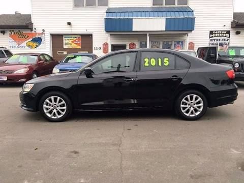2015 Volkswagen Jetta for sale at Twin City Motors in Grand Forks ND