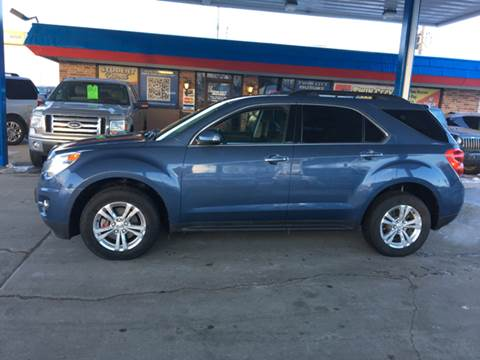 2011 Chevrolet Equinox for sale at Twin City Motors in Grand Forks ND