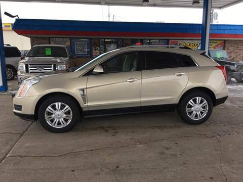 2010 Cadillac SRX for sale at Twin City Motors in Grand Forks ND