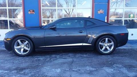 2013 Chevrolet Camaro for sale at Twin City Motors in Grand Forks ND
