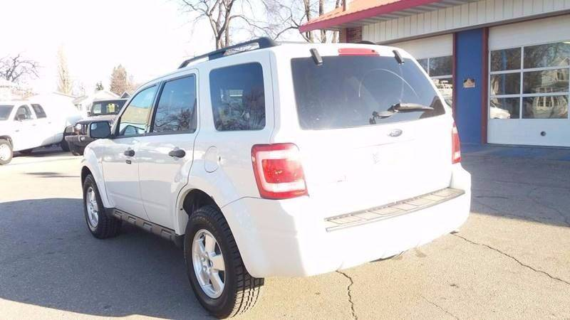 2012 Ford Escape for sale at Twin City Motors in Grand Forks ND