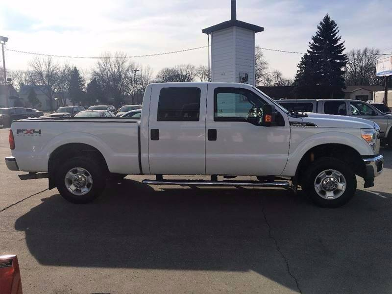 2011 Ford F-250 Super Duty for sale at Twin City Motors in Grand Forks ND