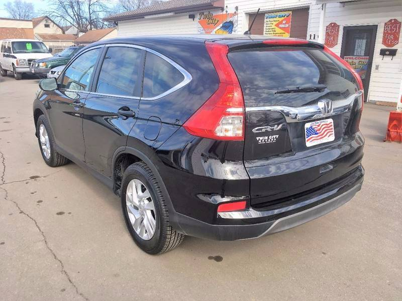 2016 Honda CR-V for sale at Twin City Motors in Grand Forks ND