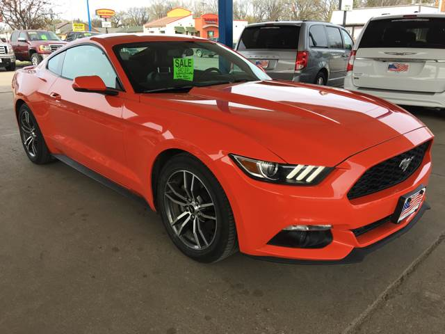 2016 Ford Mustang for sale at Twin City Motors in Grand Forks ND