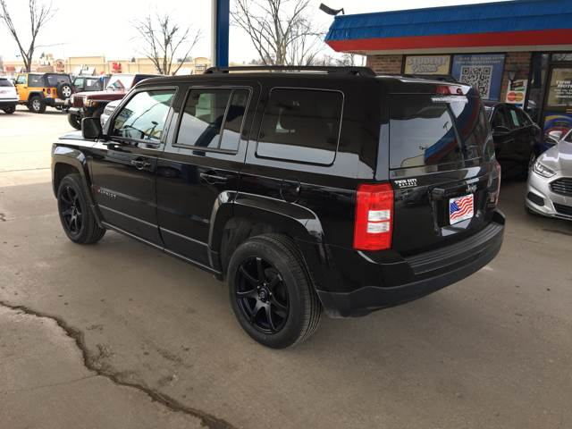2016 Jeep Patriot for sale at Twin City Motors in Grand Forks ND