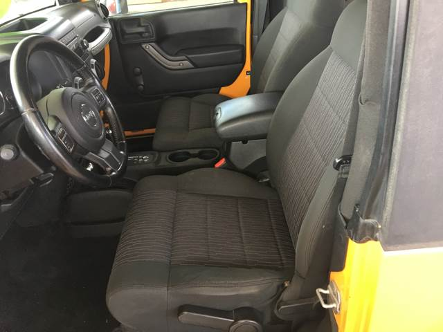 2012 Jeep Wrangler for sale at Twin City Motors in Grand Forks ND