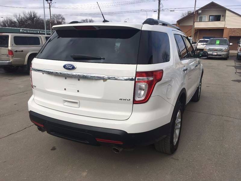 2011 Ford Explorer for sale at Twin City Motors in Grand Forks ND
