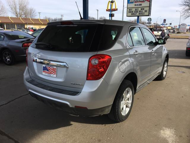 2012 Chevrolet Equinox for sale at Twin City Motors in Grand Forks ND