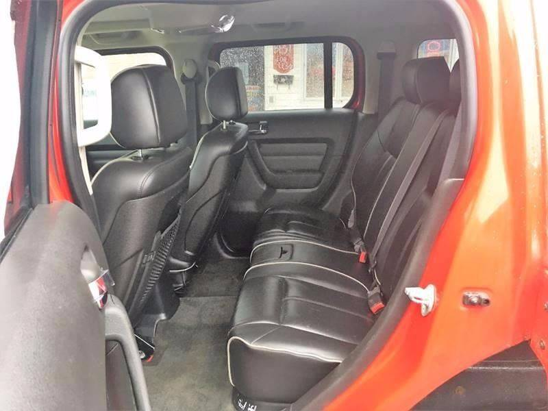 2006 HUMMER H3 for sale at Twin City Motors in Grand Forks ND