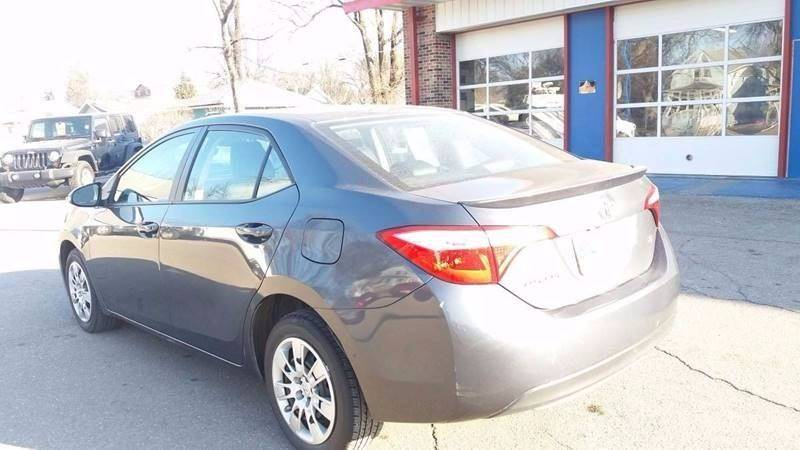 2016 Toyota Corolla for sale at Twin City Motors in Grand Forks ND