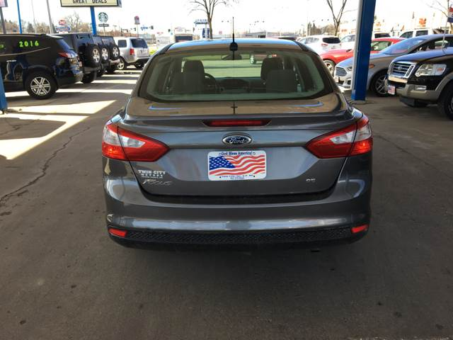 2012 Ford Focus for sale at Twin City Motors in Grand Forks ND