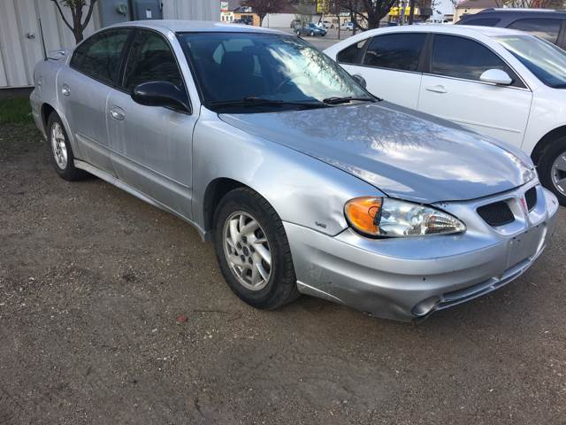 2004 Pontiac Grand Am for sale at Twin City Motors in Grand Forks ND