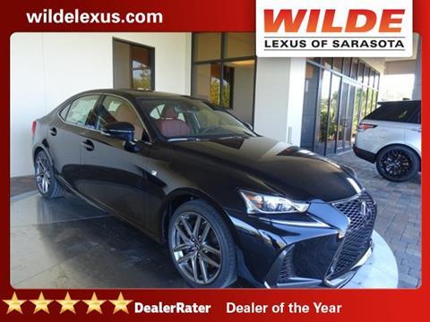 2017 Lexus IS 200t for sale in Sarasota, FL