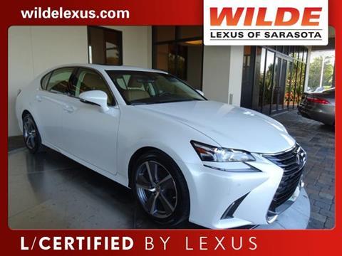 2016 Lexus GS 350 for sale in Sarasota, FL