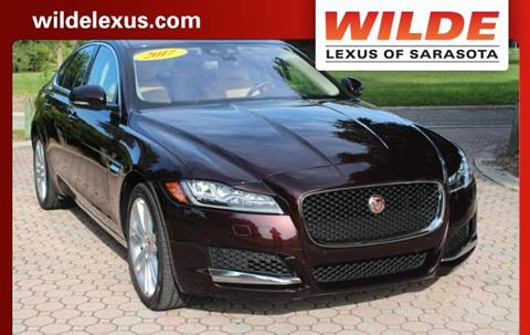 2017 Jaguar XF for sale in Sarasota, FL