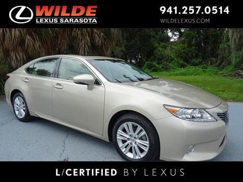 2015 Lexus ES 350 for sale in Sarasota, FL