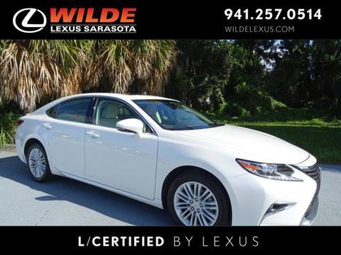 2016 Lexus ES 350 for sale in Sarasota, FL