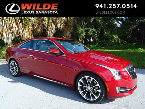 2016 Cadillac ATS for sale in Sarasota, FL