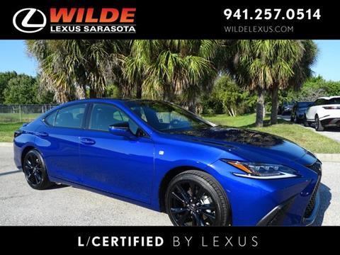 2019 Lexus ES 350 for sale in Sarasota, FL